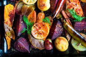 Roast vegetable A Better Choice