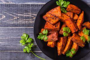 Sweet potato A Better Choice