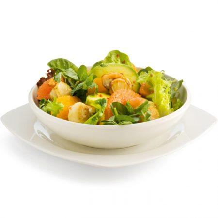 Scallop Citrus Salad