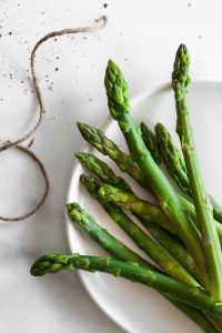 Asparagus Ricotta Crepes