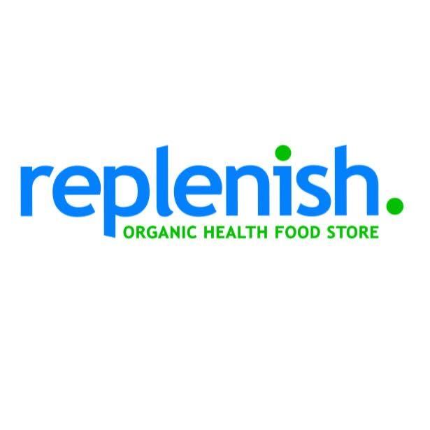 Replenish logo
